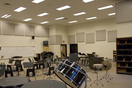 Müzik Odası Akustik Panel Uygulaması