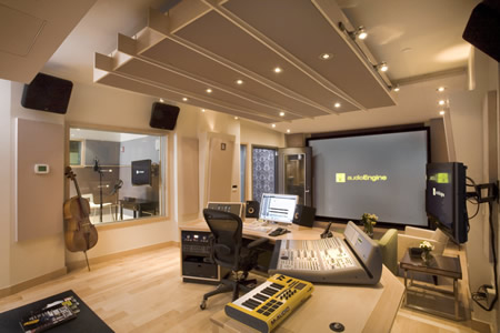 Müzik Odası Akustik Duvar ve Tavan Paneli