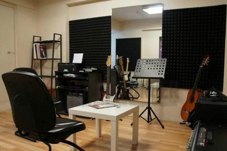 Müzik Odası Akustik Kaplama