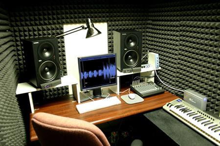 Stüdyo Akustik Kaplama
