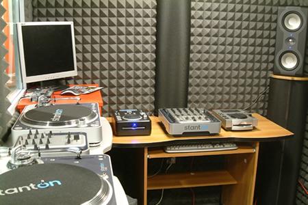 Akustik Stüdyo Ses Yalıtımı