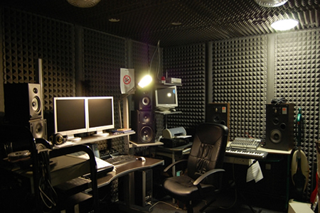 Akustik Ses Yalıtımlı Stüdyo