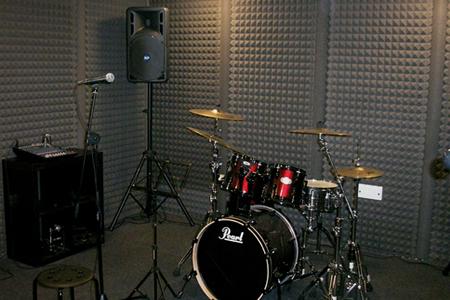 Stüdyo Akusik Panel Uygulaması